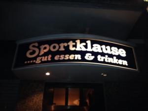 Sportklause 2013